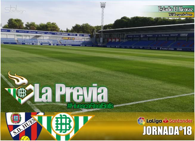 Previa | SD Huesca-Real Betis Balompié: Congelar otra noche de Reyes