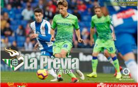 Previa | RCD Espanyol-Real Betis Balompié; A la Copa, a la Copa mi Betis juega