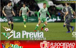 Previa | Real Sociedad – Real Betis Balompié: La ilusión de una copa