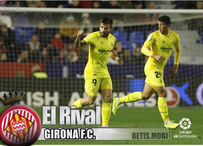 Analisis del Rival   Girona FC