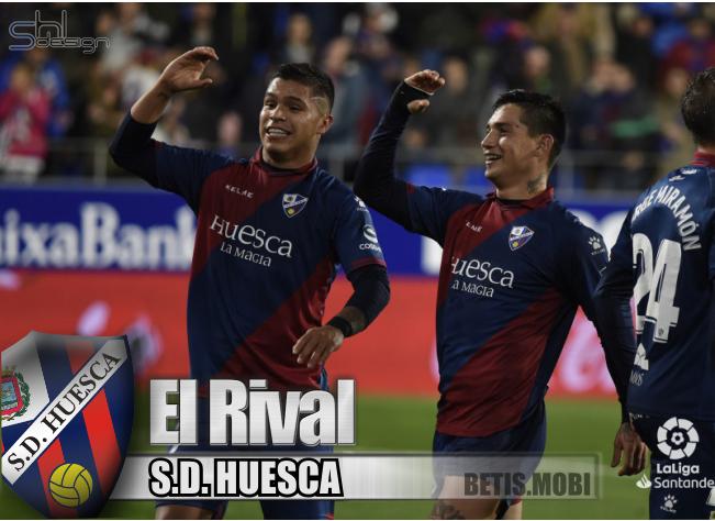 Análisis del Rival | Sociedad Deportiva Huesca