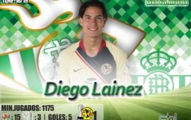 Oficial | Diego Lainez, nuevo fichaje del Real Betis Balompié