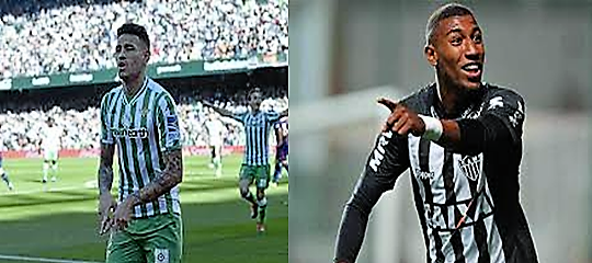 Sanabria out, Emerson in