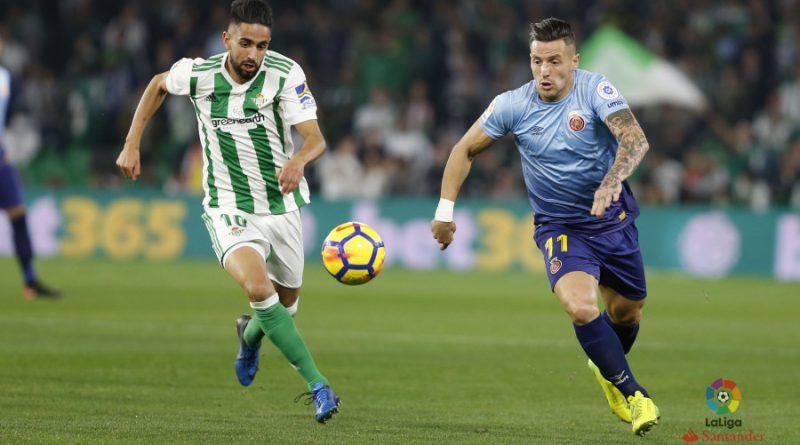 Esta jornada nos visita el Girona F.C