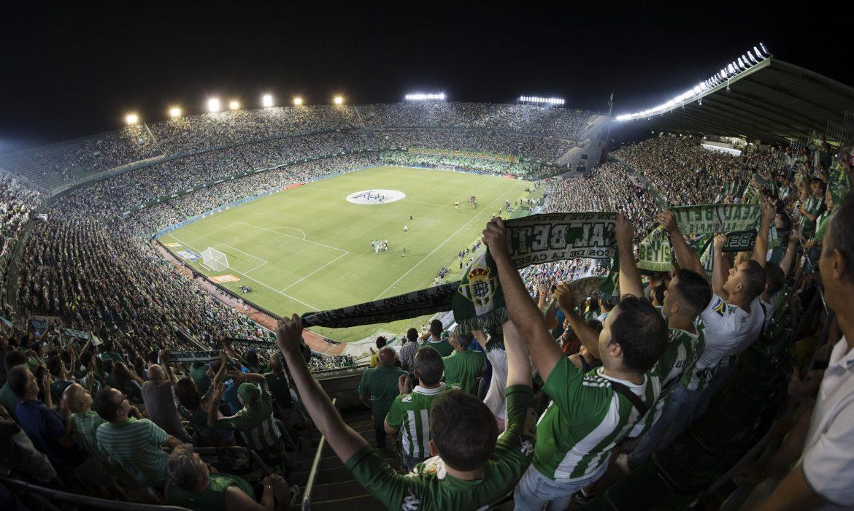 Estadio Benito Villamarín, sede de la final de la Copa del Rey 2019. Analicemos la vía verdiblanca.