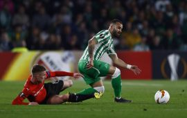 Crónica | Real Betis Balompié 1-Stade Rennes 3 (Global 4-6): Batacazo merecido