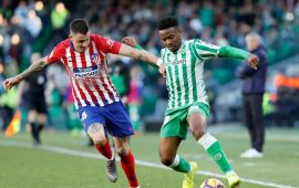 Crónica | Real Betis Balompié 1- Atlético de Madrid 0: Musho Canales