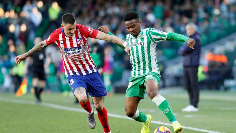 Crónica | Real Betis Balompié 1- Atlético de Madrid 0: Musho Canales