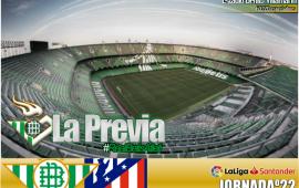 Previa | Real Betis Balompié-Atlético de Madrid; Que pase el primero