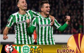 Crónica | Stade Rennes 3-Real Betis Balompié 3: Reacción de gran equipo para evitar otro bochorno