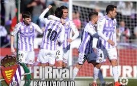 Análisis del rival   Real Valladolid