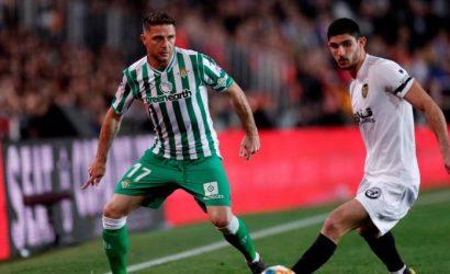 Crónica | Valencia CF 1-Real Betis Balompié 0. Global (3-2): Se acabó el sueño
