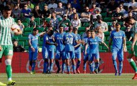 Crónica | Real Betis Balompié 1-Getafe CF 2: En depresión