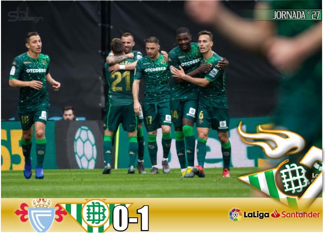 Crónica | RC Celta de Vigo 0-Real Betis Balompié 1: Jese coloca al Betis dentro de Europa
