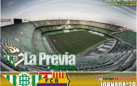 Previa | Real Betis Balompié-FC Barcelona: Volver a hacerlo