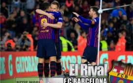 Análisis del Rival | F.C. Barcelona