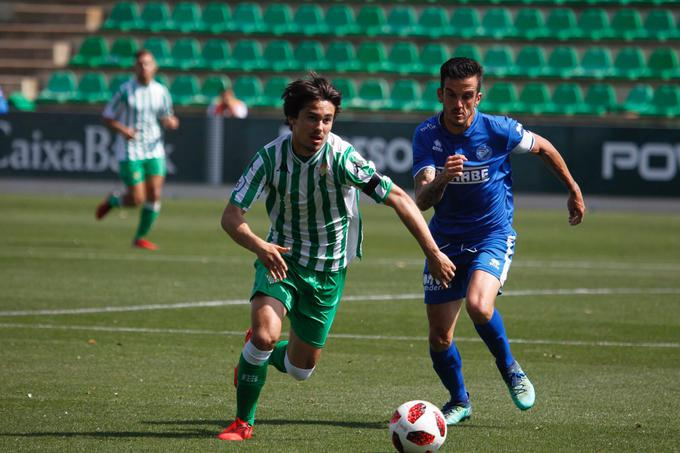 Betis Deportivo | Cuidando la cantera