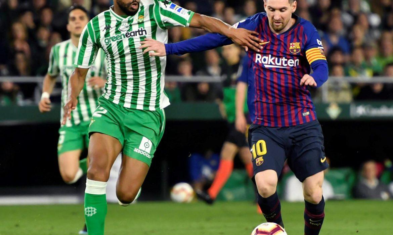 Crónica | Real Betis Balompié 1-FC Barcelona 4: Los regalos defensivos y un Messi imperial alejan al Betis de Europa