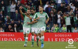 Crónica | Real Betis 2-1 Valencia CF: Rubi vuelve a salvar su 'match ball'