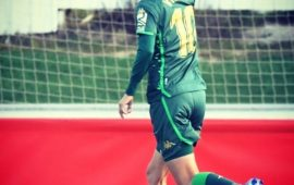 Féminas | Virgy, cuarta salida en el Real Betis Féminas