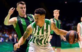 Baloncesto | El Coosur Real Betis ya gana en la ACB