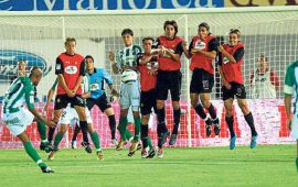 Esta jornada visitamos Real Club Deportivo Mallorca