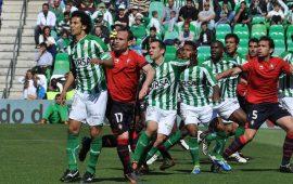 Esta jornada visita el Villamarín el Club Atlético Osasuna