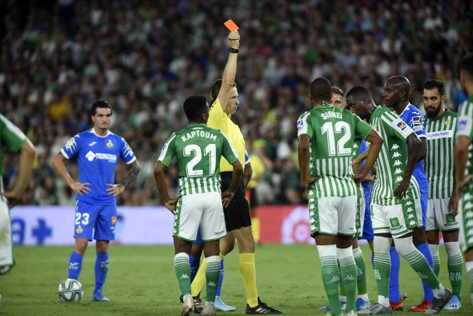 Crónica | Real Betis Balompié 1-Getafe CF 1: Se rescató un punto cuando parecía imposible