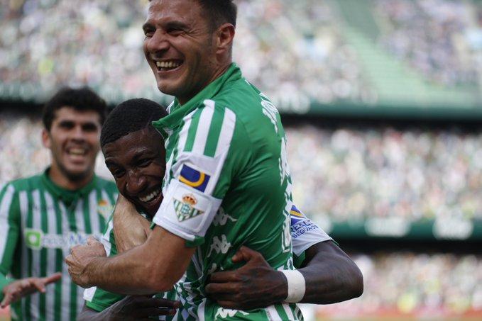 Crónica   Real Betis Balompié 3-Real Sociedad 0: Obra de fe
