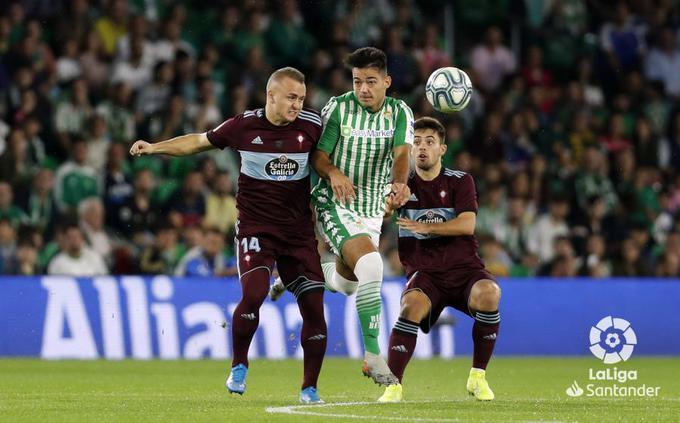 Crónica | Real Betis Balompié 2-RC Celta de Vigo 1: Rubi salva el match ball