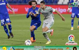 Crónica   Getafe CF 3 – Real Betis Balompié 0: Aparecen los primeros fantasmas