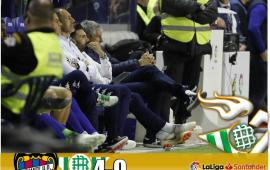 Crónica | Levante U.D  4 – Real Betis Balompié 0: Sin justificación para esta vergüenza