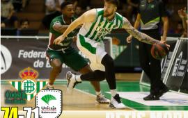 Baloncesto | El Coosur Real Betis gana la Copa Andalucía