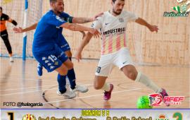 Futsal | Burrito sella in extremis el segundo triunfo consecutivo
