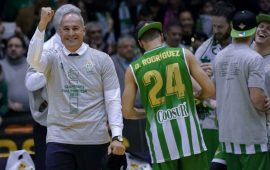 Baloncesto | El Real Betis Energía Plus pasa a llamarse Coosur Real Betis