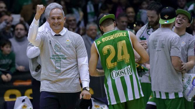 Baloncesto   El Real Betis Energía Plus pasa a llamarse Coosur Real Betis