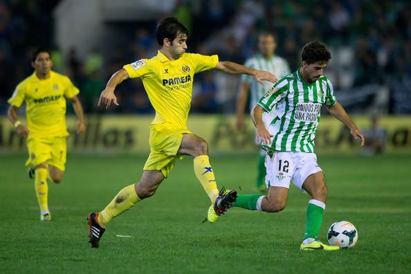 Esta jornada visita el Benito Villamarín el Villarreal CF