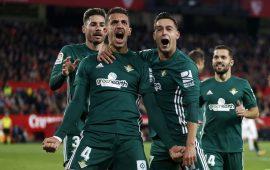 Está jornada visitamos al Sevilla FC