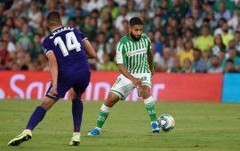 Crónica   Real Betis Balompié 1 – 2 Real Valladolid 2: La expulsión de Joel decanta el partido hacia el lado pucelano