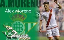 Alex Moreno, el ansiado y ansioso lateral