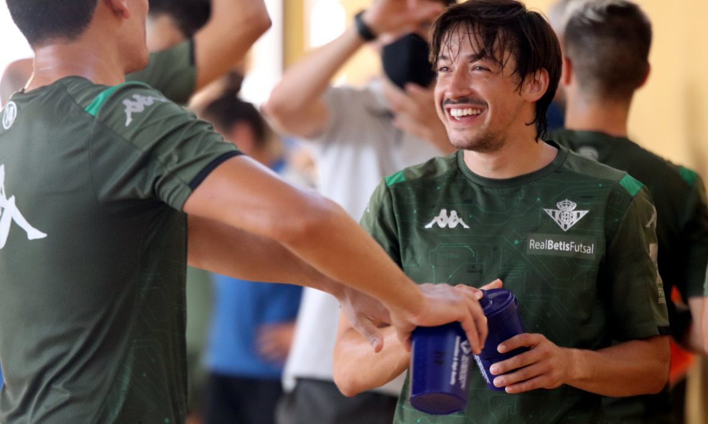 Fútbol Sala | El Real Betis Futsal echa a rodar