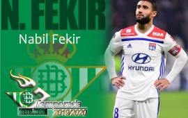Nabil Fekir, un clase mundial al servicio de las treces barras