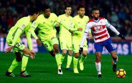 Esta jornada visitamos al Granada FC