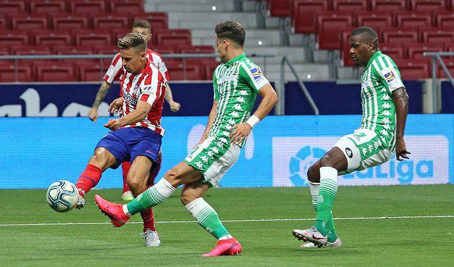 Crónica | Atlético de Madrid 1 – Real Betis Balompié 0: Si perdonas, acabas pagándolo