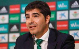 Ángel Haro, en #Vamos: «Puede haber fichajes, pero hay que ser cautos»