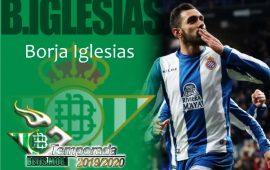 Oficial | Borja Iglesias, quinto fichaje del Real Betis Balompié