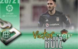 Víctor Ruiz, refuerzo experimentado para la zaga del Betis