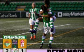 Féminas| El Real Betis Féminas se lleva la Copa Andalucia