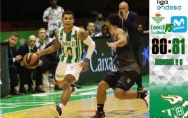 Baloncesto | Otra vez el último cuarto condena al Coosur Real Betis