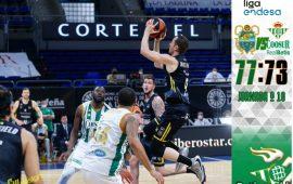 Baloncesto   La mejor cara competitiva no es suficiente para ganar en Tenerife